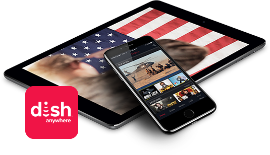 DISH Anywhere from Accell Marketing Inc. in Lodi, California - A DISH Authorized Retailer
